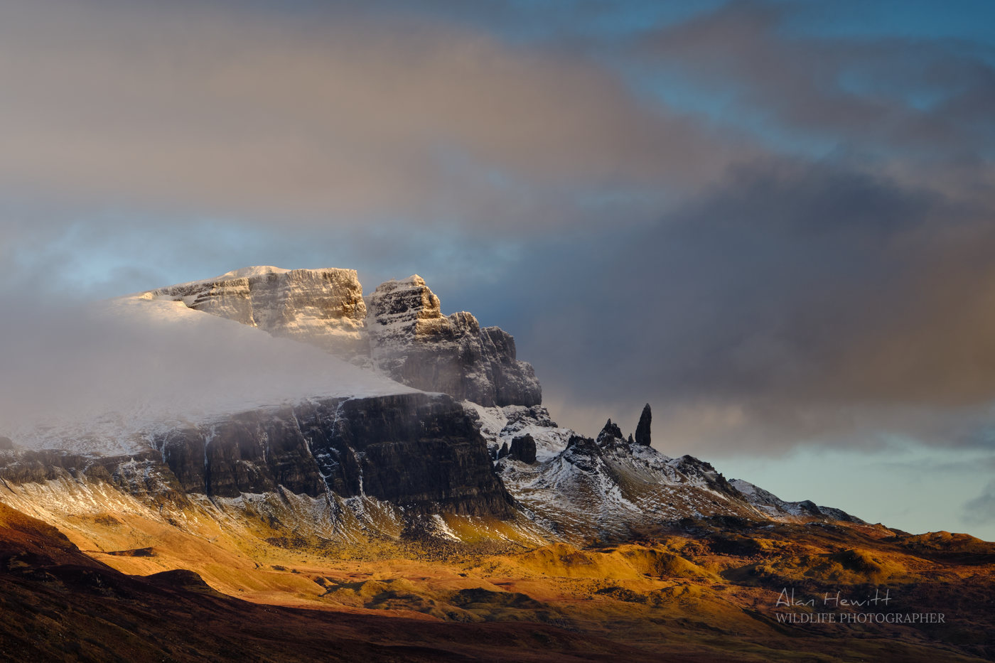 Old Man of Storr Isle of Skye Photography Workshop