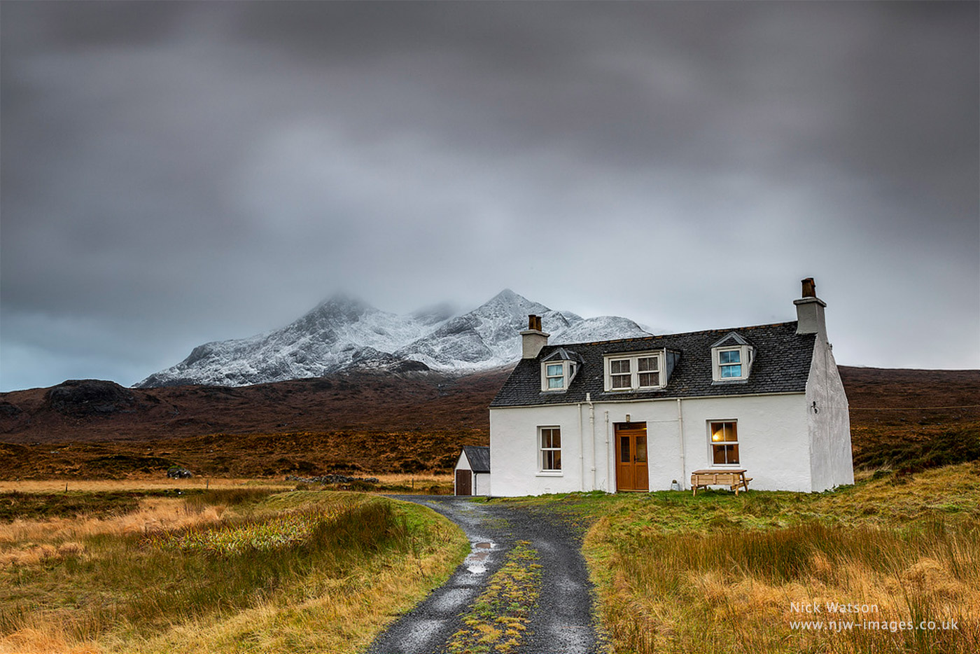 Allt Dearg Cottage Isle of Skye Photography Workshop