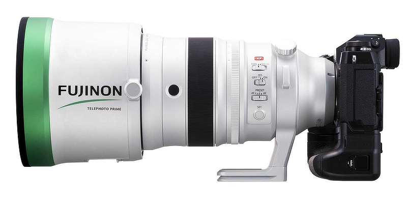 Fujifilm Fujinon 200mm f/2
