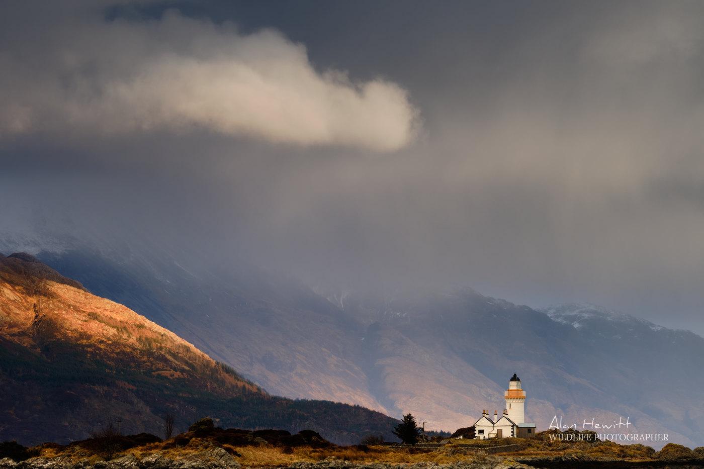 Isle Ornsay, Isle of Skye, Fujifilm X-H1 & Fujinon 100-400mm f/4.5-f/5.6 & 3 stop grad
