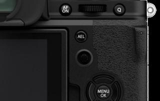 AF-ON Fujifilm X-T4