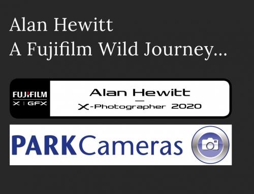 Park Cameras Event – A Fujifilm Wild Journey: Mirrorless, Portraiture and Context