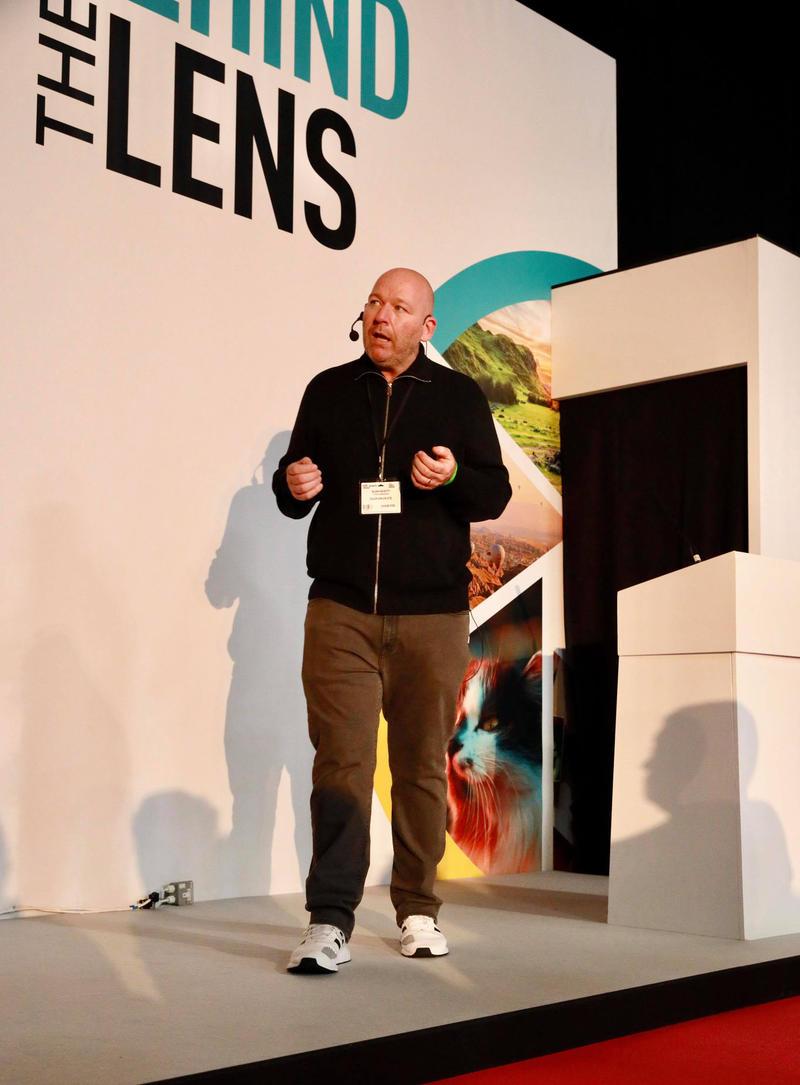 Alan Hewitt The Photography Show