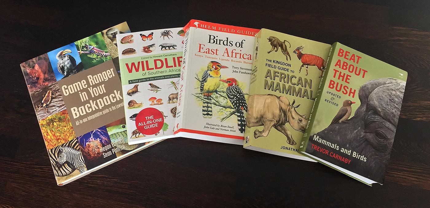 Books African Photography Safaris - Alan Hewitt Photography