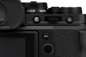 AF-ON Back Button Focus Fujifilm X-T4