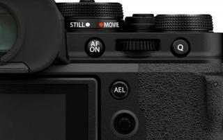 AF-ON Back Button Focus Fujifilm X-T4