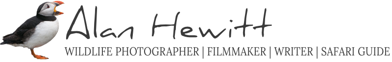 Alan Hewitt Photography Logo